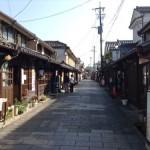 日田豆田町商店街 風情ある町並みを散歩してきました。