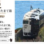 指宿のたまて箱!ななつ星のデザイナー水戸岡鋭治デザインの列車に乗ってきたよ!