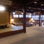 宮島の老舗旅館 岩惣で至福のひととき
