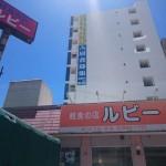 軽食の店ルビー 沖縄の美味しい食堂。アイスティもあるよ!