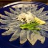 下関春帆楼本店、宿泊客の夕食ふぐコースをご紹介。