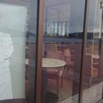 アトリエアッシュ佐世保五番街にあるデザートカフェでランチしたよ。
