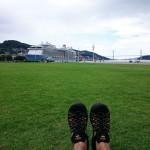KEENのサンダルで10キロ歩いてみた!