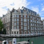 ハウステンボスホテルヨーロッパのレストラン「デ アドミラル」でフレンチランチ