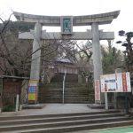 福岡の紅葉神社×スマホアプリ 御朱印ARにスマホをかざすと神様出現!
