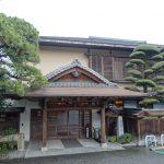 二日市温泉老舗旅館大丸別荘「大正亭」に泊まってみた。