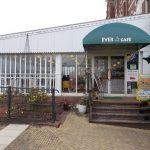 ハウステンボスで食べれる佐世保バーガー「ever cafe」