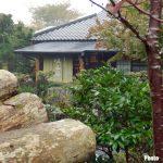 「帆山亭」黒川温泉最上流部に佇む、はなれのある温泉宿。