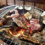 七輪亭で塩ホルモンを食べる!長崎の焼肉店で一番リーズナブル?