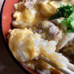 小江原の親子丼が有名なお店「茂助どん」へ行ってみた。
