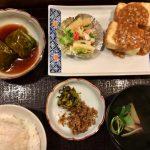 長崎駅周辺で美味しい和食ランチを食べるなら「割烹とし」がおすすめです。