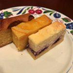スフレ・熟成缶ケーキが美味しいカフェ「ノスドール」がとてもオススメです。